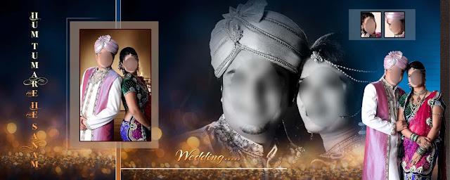 Indian Wedding Album 12x30 PSD DM Free Download 03