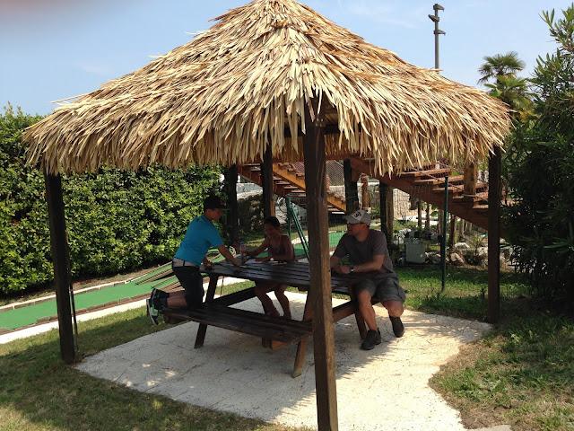 Urlaubstipp: Minigolf spielen in Jesolo