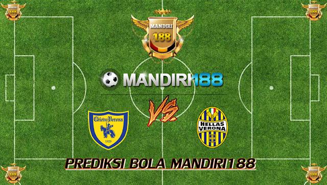 AGEN BOLA - Prediksi Chievo vs Hellas Verona 22 Oktober 2017
