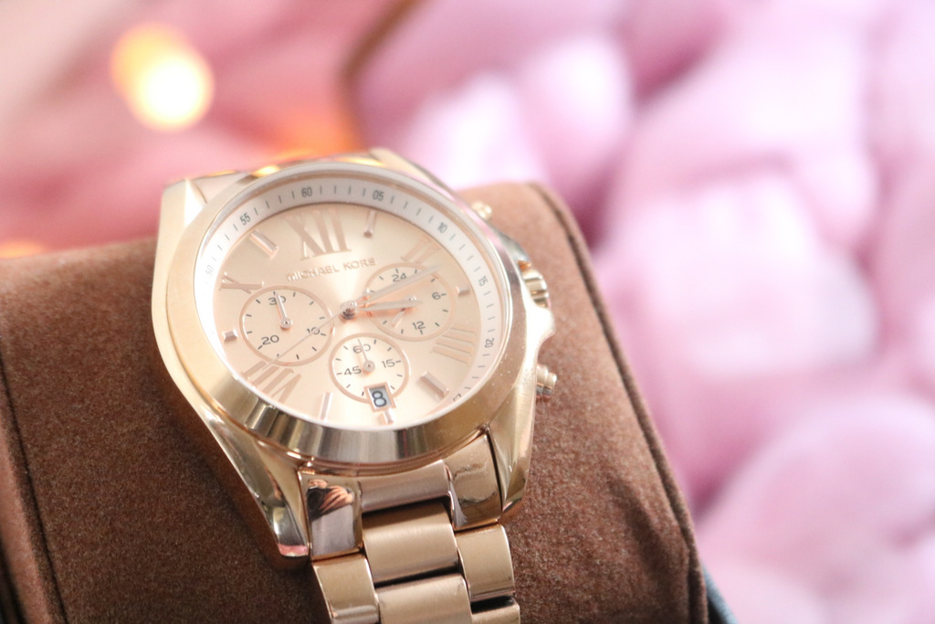 Michael Kors Watch ft. Plus Watches - www.ofbeautyandnothingness.co.uk