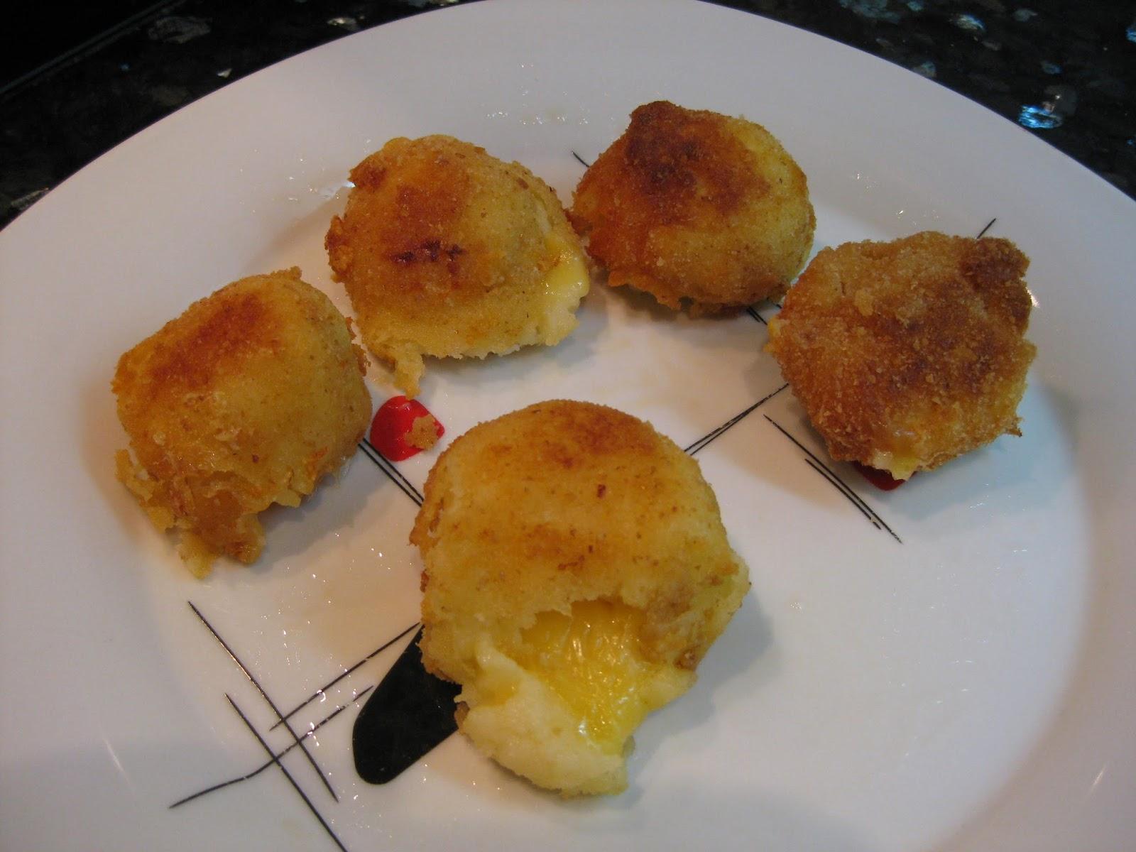 La cocina de la nona albondigas de patata rellenas - Albondigas de patata ...