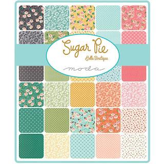 Moda Sugar Pie Fabric by Lella Boutique for Moda Fabrics