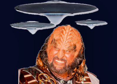Welsh Government Responds in Klingon to UFO Airport Query