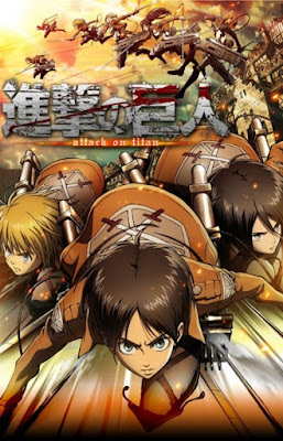 Attack on Titan - Shingeki no Kyojin (Đại Chiến Titan) SS1 Vietsub (2013)