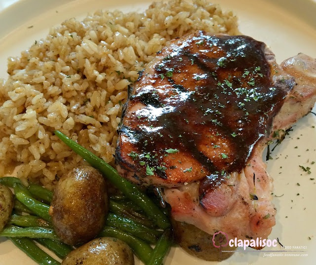 Stovetop Pork Chops from Sunnies Cafe