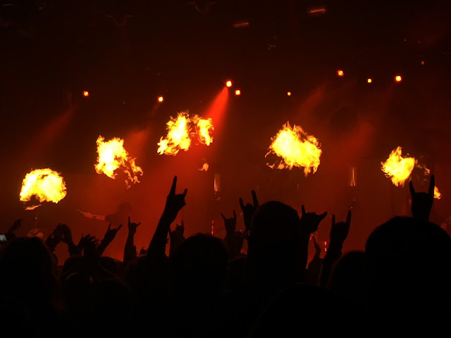 Kreator live in Manchester 2017