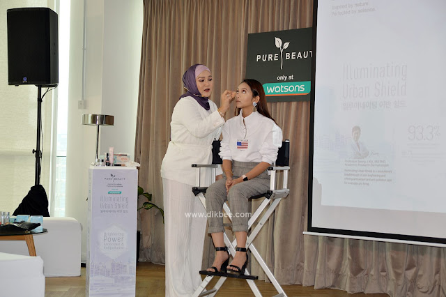 Illuminating Urban Shield Terbaru Dari Pure Beauty