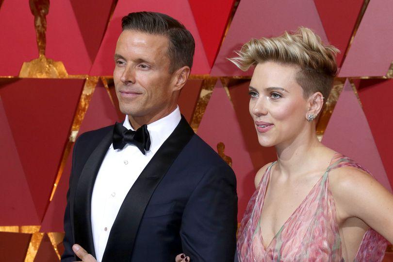 Scarlett Johansson 'Fi...