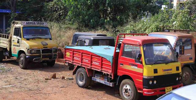 ജില്ലയിൽ പിടിച്ചെടുത്ത 257 വാഹനങ്ങള് ലേലത്തിന് ;  ഉടമകള്ക്ക് 30 ദിവസം കൂടി തിരിച്ചെടുക്കാന് അവസരം