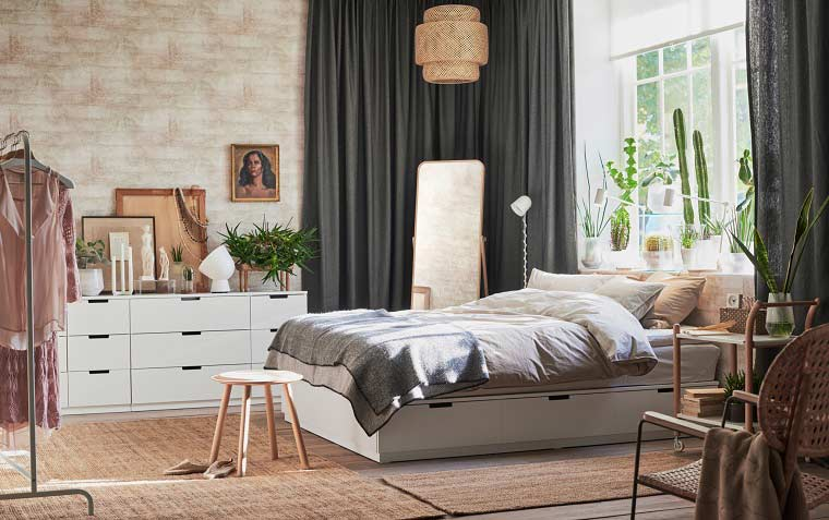 Ikea Bedrooms 2019 Bedroom Furniture And Colors