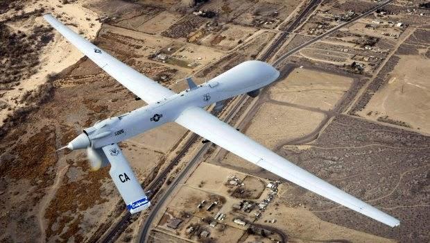 Ataque com drone americano matam 7 militantes do Paquistão
