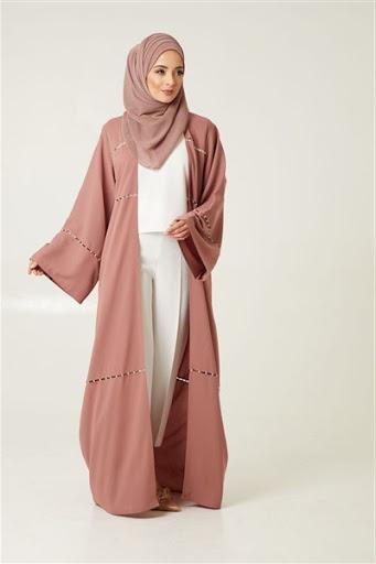 model abaya kimono terbaru