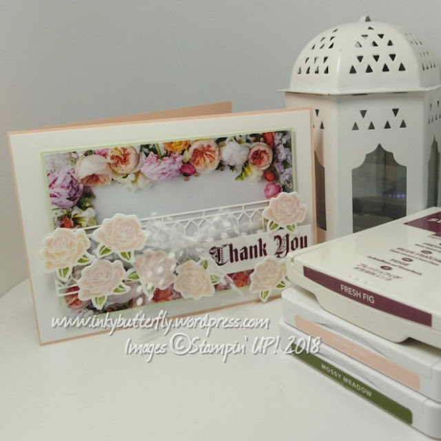Petal Promenade by Stampin Up