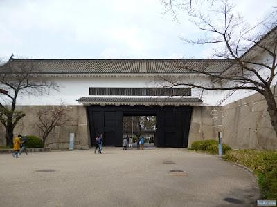 大阪城公園大手門