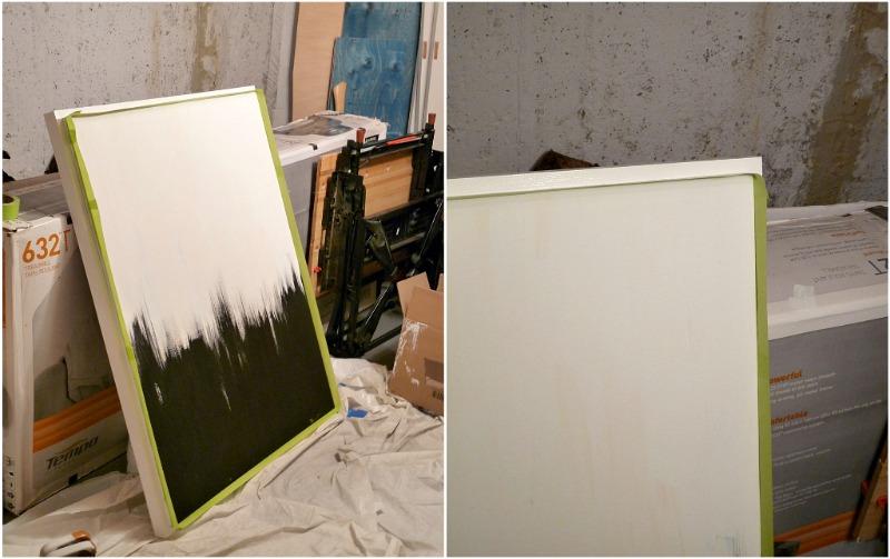 Build a diy canvas frame