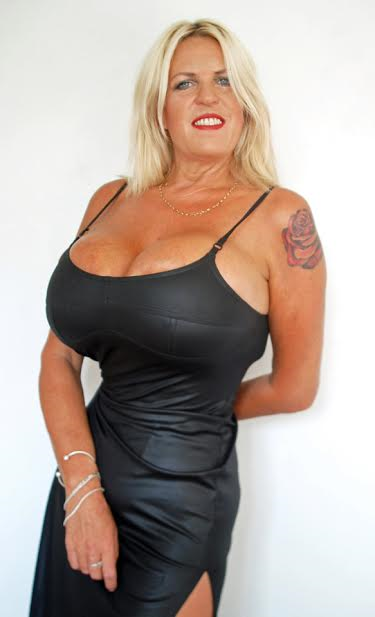 Fifty year old boobs