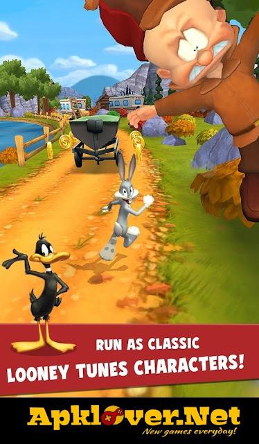 Looney Tunes Dash MOD APK unlimited money
