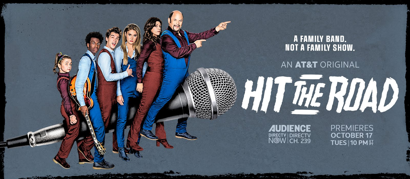 Hit the Road Audience Network