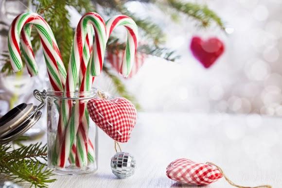Adornos de navidad hechos por nosotros decoraci n - Decoracion con caramelo ...