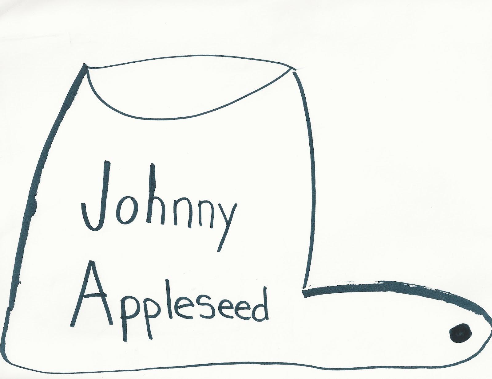 Chicka Chicka Kindergarten Johnny Appleseed