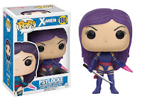 Funko Pop! Psylocke