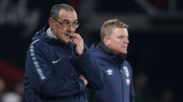 If not Sarri then who?