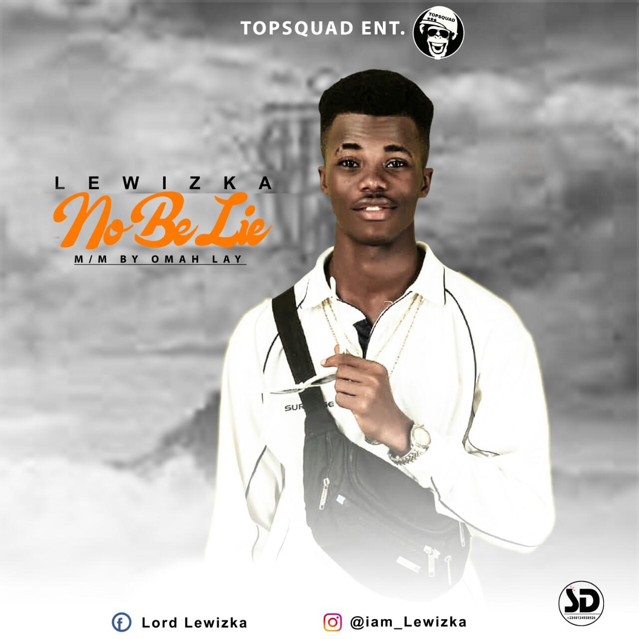 Download mp3: Lewizka - No Be Lie