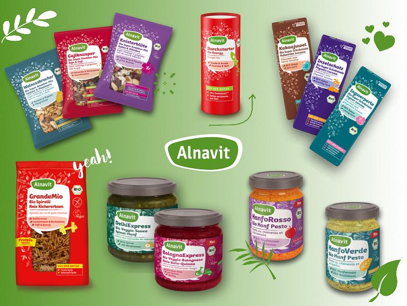 Alnavit gesunde Feinkost Gewinnspiel Verlosung