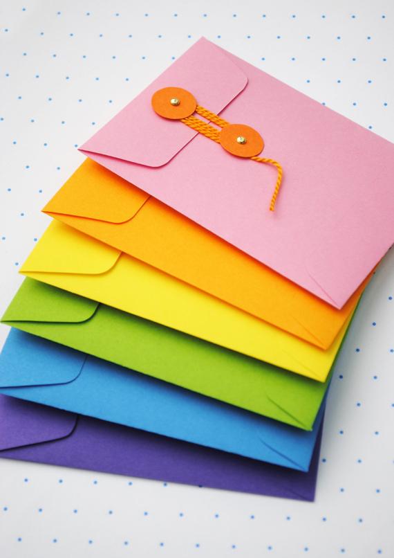envelope DIY tutorial