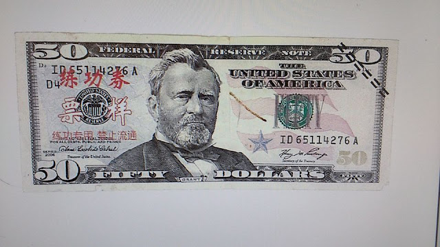 how to detect fake bills