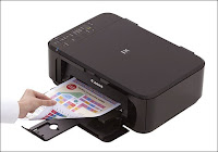 With Wi-Fi connection, this All-In-One offers simple printing around the house from COMPUTER and from cell phones. The stylish and also portable FastFront layout simplifies paper loading as well as ink substitute. It is an excellent printer, copier as well as scanner for those seeking everyday performance.