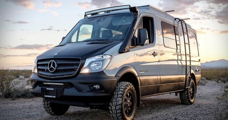Mercedes Sprinter 4X4 >> SPORTSMOBILE Mercedes-Benz Sprinter 4x4 Karavan | TeknOlsun