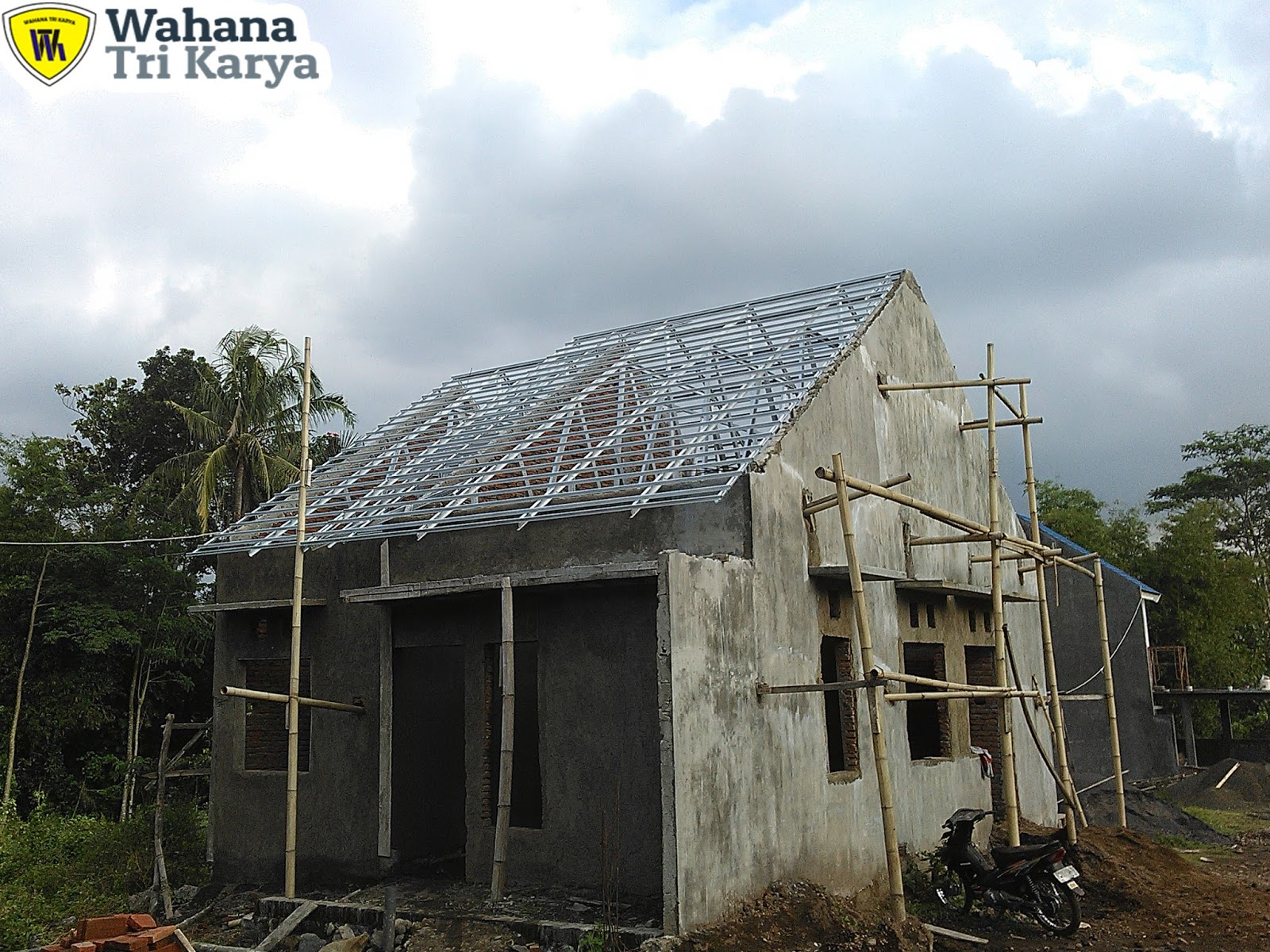 Harga Rangka Atap Baja Ringan Di Malang Jasa Galvalum Berkualitas