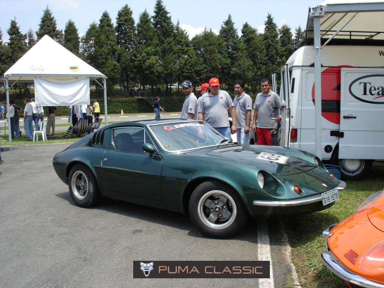 658421fb6 Puma Classic: Puma GTE 1975 - Verde Nobre