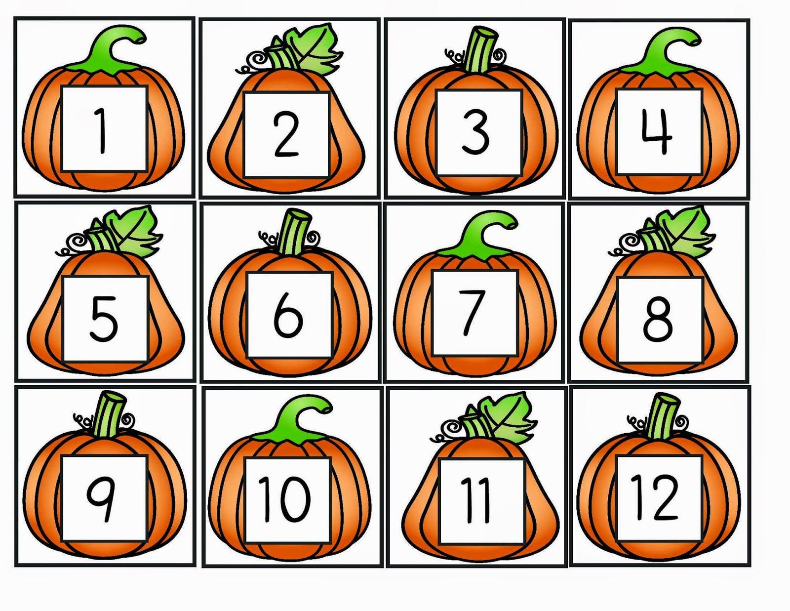 The Crazy Pre K Classroom October Is Here Milestone