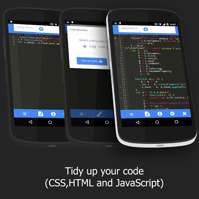Our Code Editor Premium v1.3.3 Cracked APK