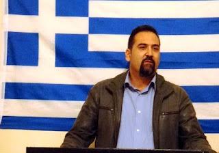 Δηλώσεις Νίκου Χρυσομάλλη στο SerresTV για τις εξελίξεις στο Μακεδονικό - ΒΙΝΤΕΟ