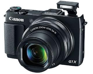 Download Canon PowerShot G1 X Mark II Camera PDF User Guide / Manual