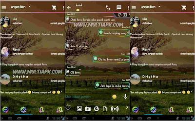 BBM Mod Neon Trans V2.9.0.51 Apk