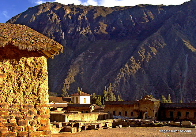 Ollantaytambo, Vale Sagrado, Peru