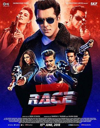 Race 3 (2018) Hindi Pre-DVDRip x264