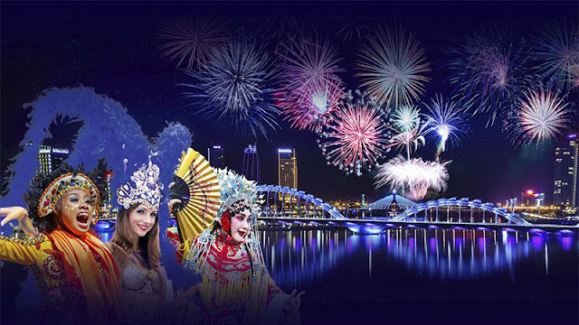24 hoạt động phụ trợ đáng chú ý tại Lễ hội pháo hoa quốc tế Đà Nẵng 2017
