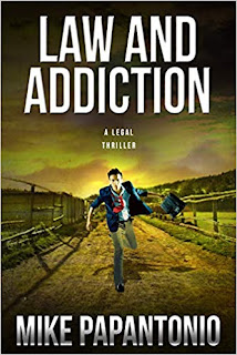 Book Review and GIVEAWAY: Law and Addiction, by Mike Papantonio {ends 10/22}