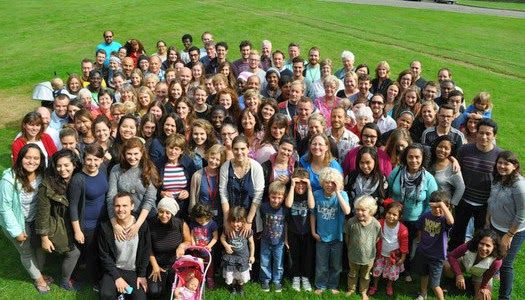 Misioneros en el Reino Unido