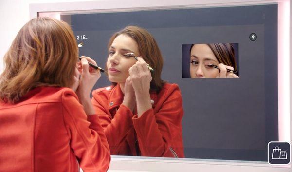 Blog : Artémis, la révolution miroir du tutoriel maquillage ! Miroir intelligent CES 2019