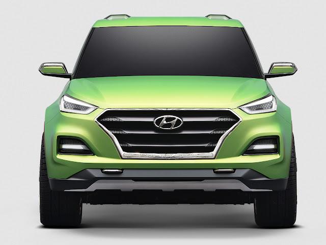 Hyundai Creta Sport Truck