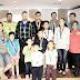 Juan Diego Guajardo promueve el deporte al 200 por ciento