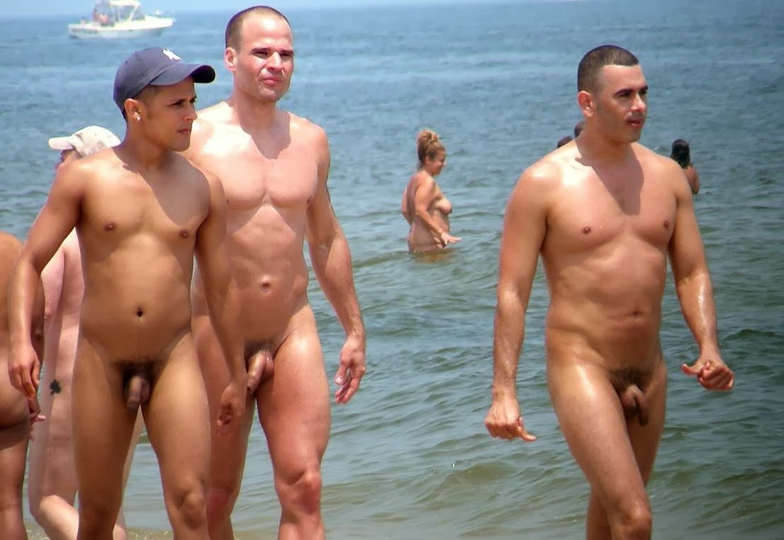 Naked Beach For Men