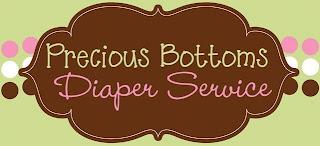 Precious Bottom Diaper Service Logo