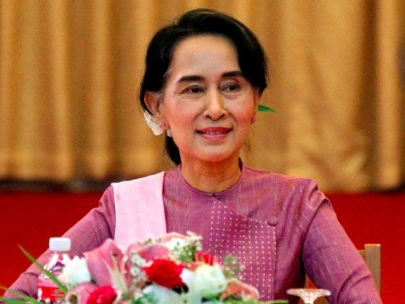 """Ethnic cleansing"" in Myanmar"